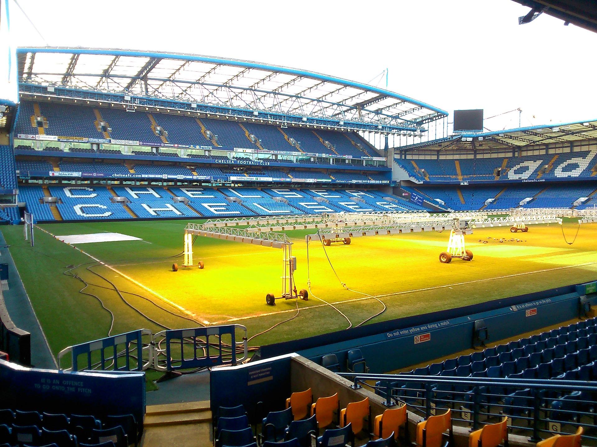 Chelsea FC Megastore - Chelseall - All things Chelsea!
